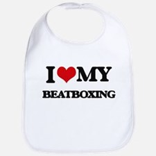 I Love My BEATBOXING Bib