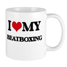 I Love My BEATBOXING Mugs