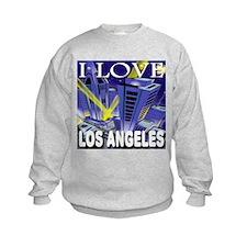 I Love Los Angeles Metropolis Sweatshirt