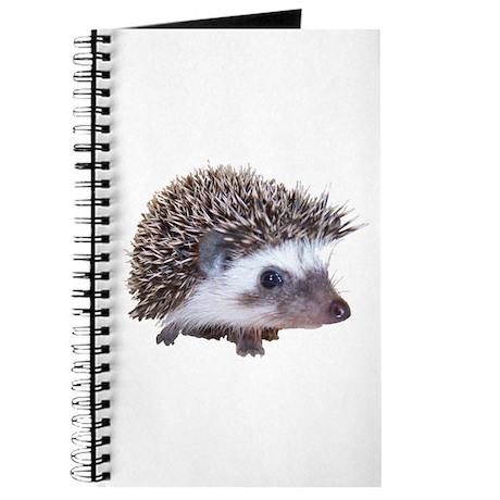 Pearl the Hedgehog Journal
