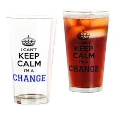 Cool Keep change Drinking Glass