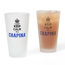 Unique Chapina Drinking Glass
