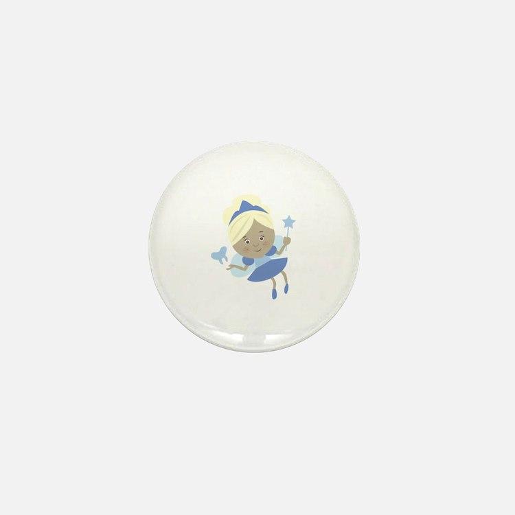 Toothfairy Mini Button