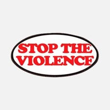 Stop The Violence Patches