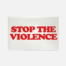 Stop The Violence Magnets