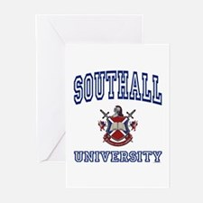 SOUTHALL University Greeting Cards (Pk of 10)