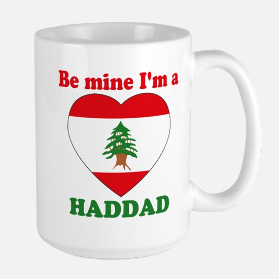 Haddad, Valentine's Day Mugs