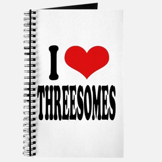 I Love Threesomes Journal