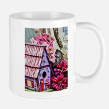 """VALENTINE HOUSE"" Mugs"