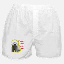 Cute My little friend Boxer Shorts