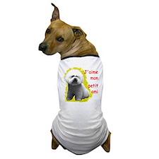 Cute My little friend Dog T-Shirt