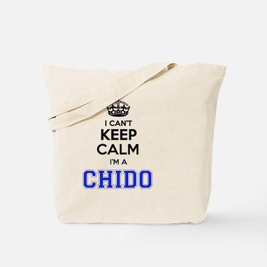 Cute Chido Tote Bag