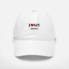 I Love My BONGO Baseball Baseball Cap