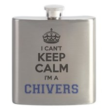Cute Chiver Flask