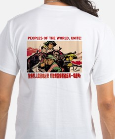 Double-sided People's Heroes Shirt