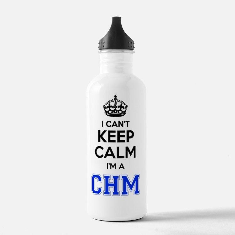 Cute Chm Water Bottle