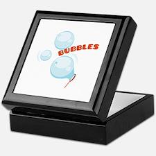Bubbles Bubbles Keepsake Box