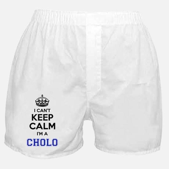 Cute Cholo Boxer Shorts