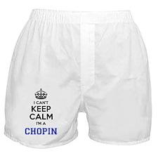 Cute Chopin Boxer Shorts