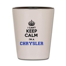 Unique Chrysler Shot Glass