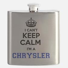 Funny Chrysler Flask