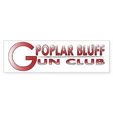 Pb Gun Club Bumper Bumper Sticker