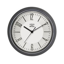 Vanguard Imperal Wall Clock