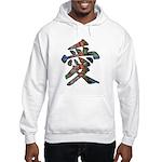 Graffiti Love Hooded Sweatshirt