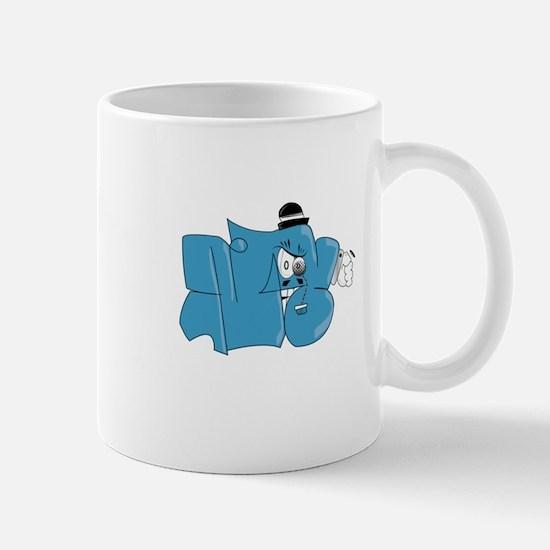 Mr Throwie Mugs
