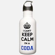 Coda Water Bottle