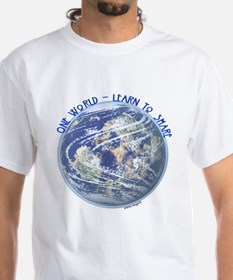 One World - Learn to Share T-shirt