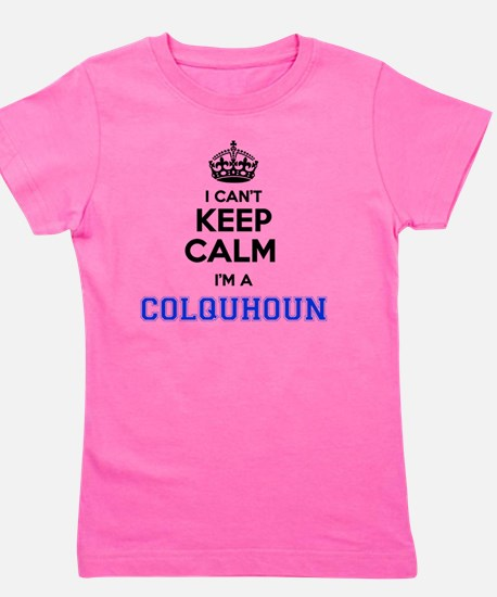 Unique Keep calm im the doctor Girl's Tee