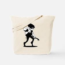 Burglar Tote Bag