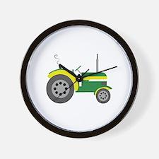 Tractor Wall Clock