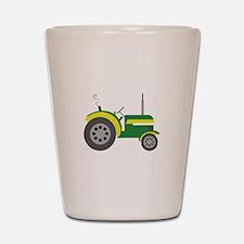 Tractor Shot Glass