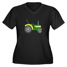 Tractor Plus Size T-Shirt