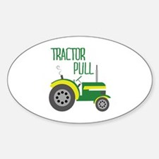 Tractor Pull Decal