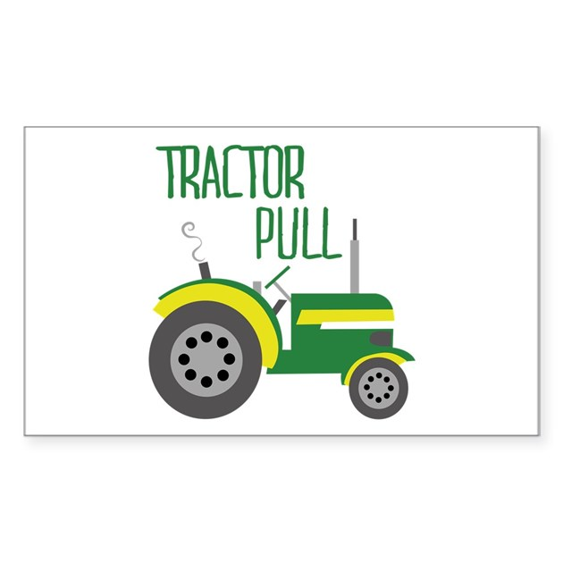 Garden Pulling Tractor Decal : Tractor pull decal by windmill