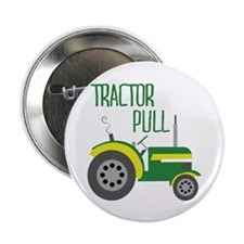 "Tractor Pull 2.25"" Button (100 pack)"