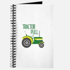 Tractor Pull Journal