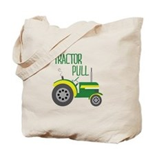 Tractor Pull Tote Bag