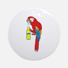 PARTY PARROT Ornament (Round)