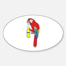 PARTY PARROT Decal