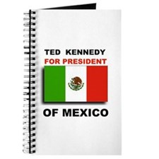 MEXICAN TEDDY Journal