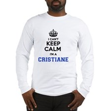 Cristian Long Sleeve T-Shirt