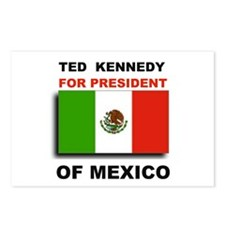 MEXICAN TEDDY Postcards (Package of 8)