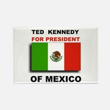 MEXICAN TEDDY Rectangle Magnet