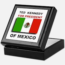 MEXICAN TEDDY Keepsake Box