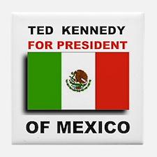 MEXICAN TEDDY Tile Coaster