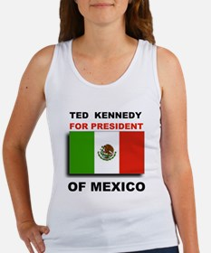 MEXICAN TEDDY Women's Tank Top